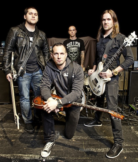 Tremonti interview on entertaim.net