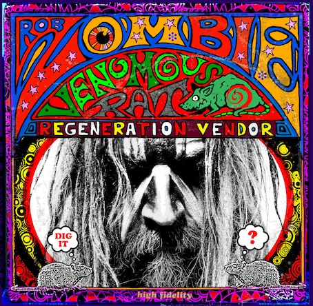 Rob Zombie on entertaim.net