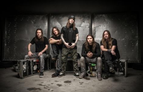 Children of Bodom on entertaim.net