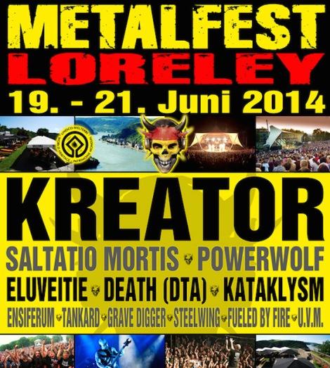 Metalfest 2014