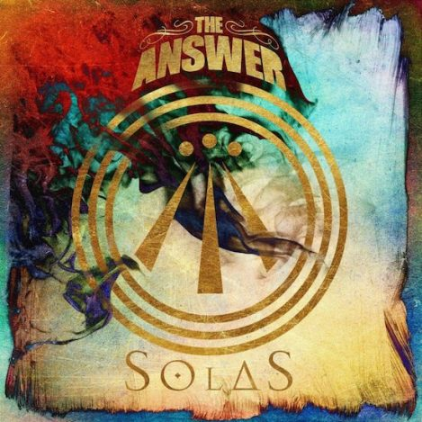 THE ANSWER/ Solas (Napalm Rec.)