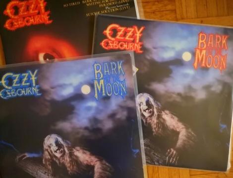 ABC-Klassiker des Heavy Metal / O / OZZY OSBOURNE / Bark at the moon (1983)